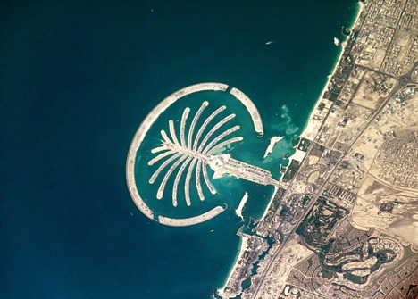 Palm Island, Dubai, United Arab Emirates